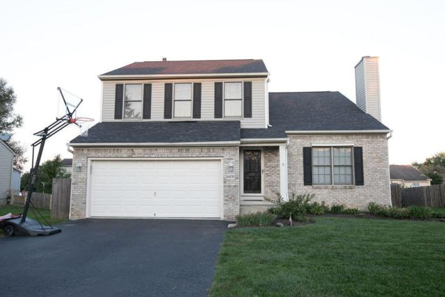 6430 Fountainview Court, Grove City, OH 43123 (MLS #218038176) :: Exp Realty