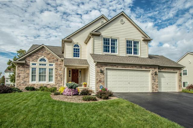 3165 Jergens Place, Hilliard, OH 43026 (MLS #218038299) :: The Raines Group