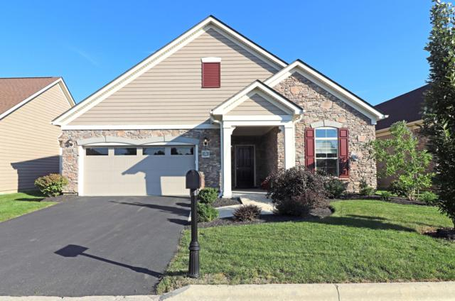 78 Featherstone Court, Powell, OH 43065 (MLS #218038340) :: CARLETON REALTY