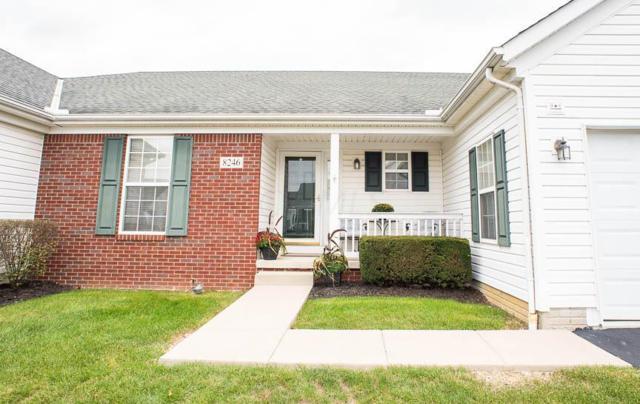8246 Kingfisher Lane, Pickerington, OH 43147 (MLS #218038427) :: Berkshire Hathaway HomeServices Crager Tobin Real Estate