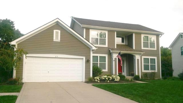 25 Doe Street, Plain City, OH 43064 (MLS #218038429) :: Keller Williams Excel