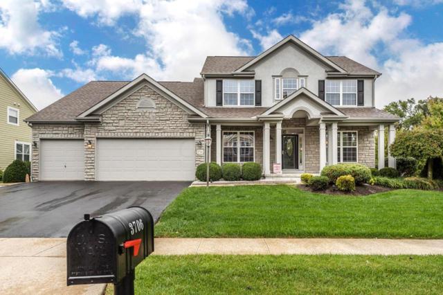 3706 Pine Bank Drive, Powell, OH 43065 (MLS #218038525) :: Susanne Casey & Associates