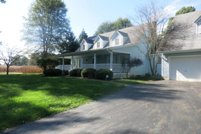 5521 Smaller Road, Johnstown, OH 43031 (MLS #218038607) :: The Clark Group @ ERA Real Solutions Realty