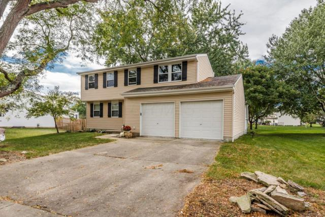 8711 Blessing Drive, Powell, OH 43065 (MLS #218038620) :: Keller Williams Excel