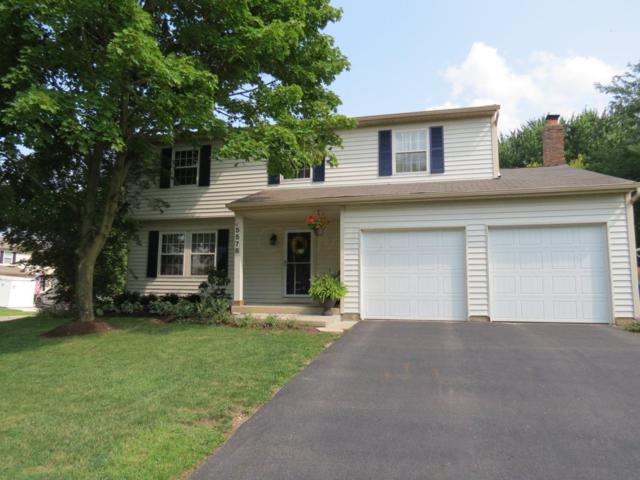 5578 Shannon Heights Boulevard, Dublin, OH 43016 (MLS #218038644) :: Berkshire Hathaway HomeServices Crager Tobin Real Estate