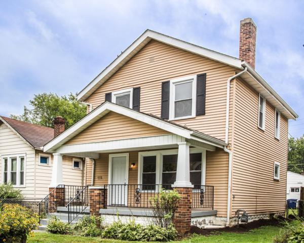 1515 Minnesota Avenue, Columbus, OH 43211 (MLS #218038657) :: Berkshire Hathaway HomeServices Crager Tobin Real Estate