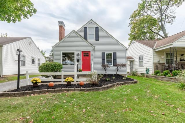639 E Royal Forest Boulevard, Columbus, OH 43214 (MLS #218038666) :: Berkshire Hathaway HomeServices Crager Tobin Real Estate