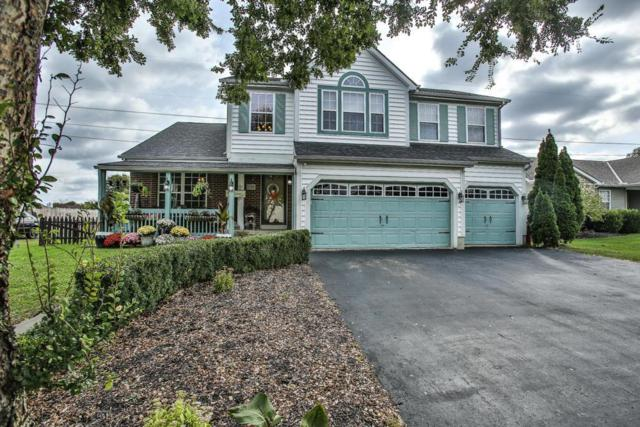 1280 Great Hunter Drive, Grove City, OH 43123 (MLS #218038674) :: Berkshire Hathaway HomeServices Crager Tobin Real Estate