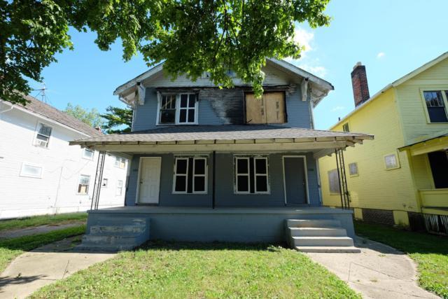 1104 Miller Avenue, Columbus, OH 43206 (MLS #218038694) :: CARLETON REALTY