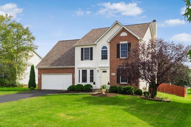 9119 Appaloosa Drive, Pickerington, OH 43147 (MLS #218038697) :: Berkshire Hathaway HomeServices Crager Tobin Real Estate
