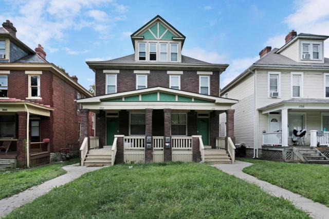 1709 N 4th Street #11, Columbus, OH 43201 (MLS #218038720) :: CARLETON REALTY