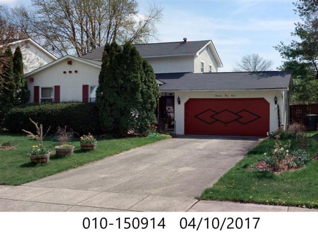 1747 Arborhill Drive, Columbus, OH 43229 (MLS #218038866) :: Exp Realty