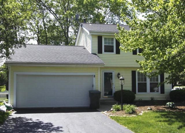 1665 Woodbluff Drive, Powell, OH 43065 (MLS #218038867) :: Keller Williams Excel
