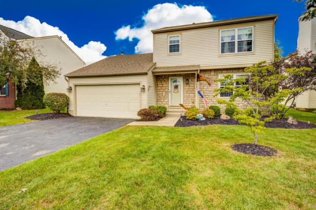 4356 Shady Meadows Drive, Grove City, OH 43123 (MLS #218038879) :: Berkshire Hathaway HomeServices Crager Tobin Real Estate