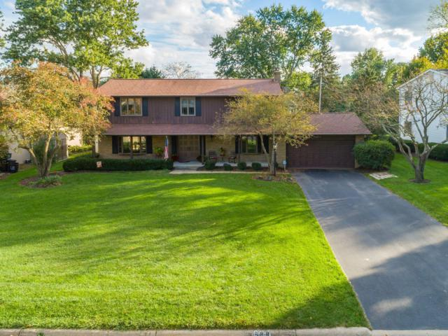 889 Colony Way, Columbus, OH 43235 (MLS #218038916) :: Signature Real Estate