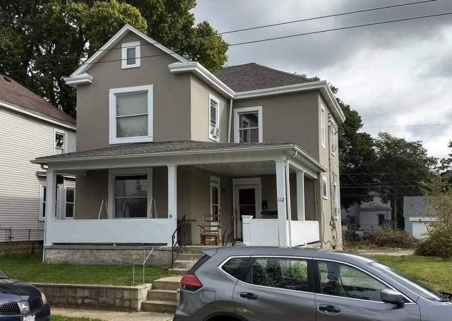 112 N Harris Avenue, Columbus, OH 43204 (MLS #218038935) :: Berkshire Hathaway HomeServices Crager Tobin Real Estate