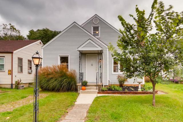 1576 Oakwood Avenue, Columbus, OH 43207 (MLS #218038938) :: Berkshire Hathaway HomeServices Crager Tobin Real Estate