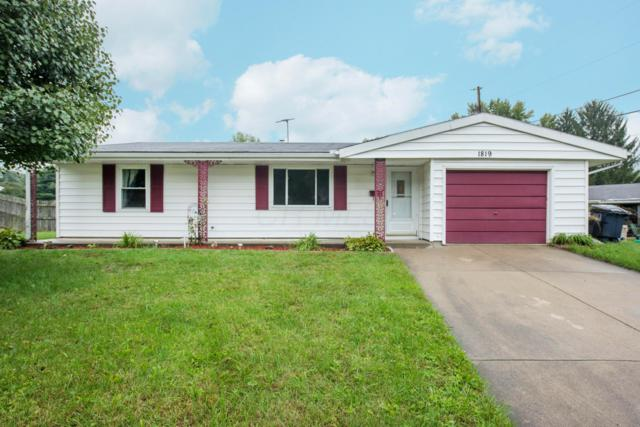 1819 Mohawk Drive, Lancaster, OH 43130 (MLS #218038980) :: Signature Real Estate