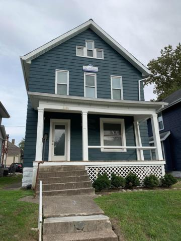 2166 Indianola Avenue, Columbus, OH 43201 (MLS #218038984) :: CARLETON REALTY