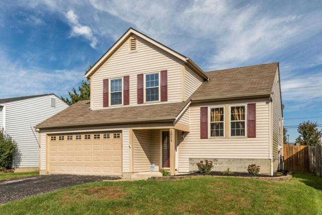 2824 Bannon Court, Reynoldsburg, OH 43068 (MLS #218039013) :: Berkshire Hathaway HomeServices Crager Tobin Real Estate