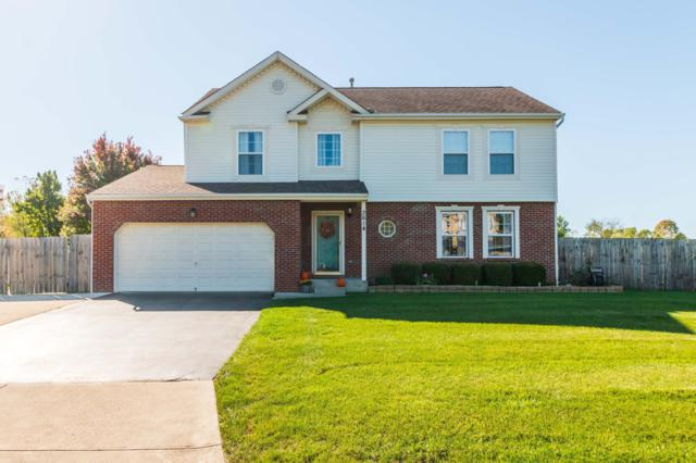 3614 Courtland Drive, Lewis Center, OH 43035 (MLS #218039202) :: Keller Williams Excel