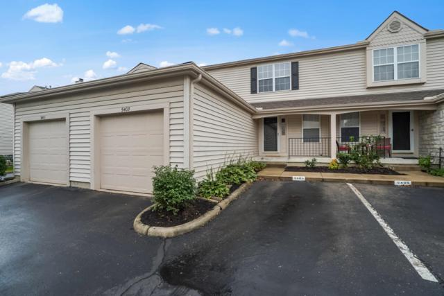 5403 Coral Berry Drive 67B, Columbus, OH 43235 (MLS #218039314) :: The Mike Laemmle Team Realty