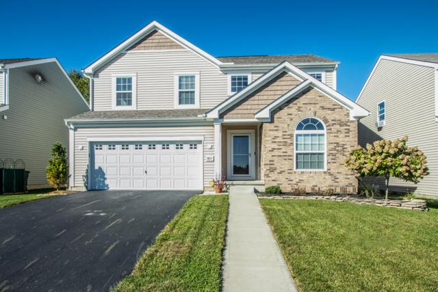 5815 Pittsford Drive, Westerville, OH 43081 (MLS #218039328) :: Shannon Grimm & Partners
