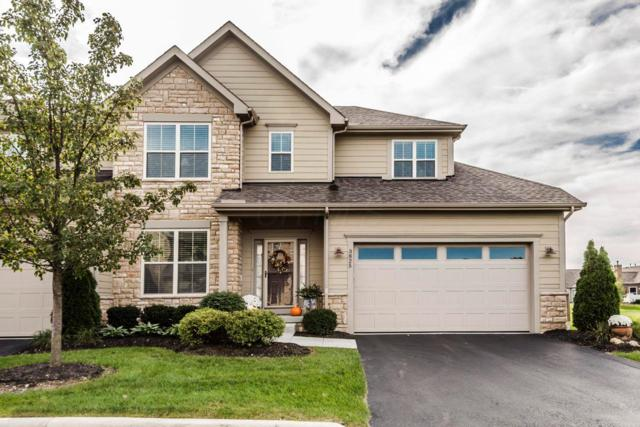 3825 Foresta Grand Drive, Powell, OH 43065 (MLS #218039443) :: The Clark Group @ ERA Real Solutions Realty