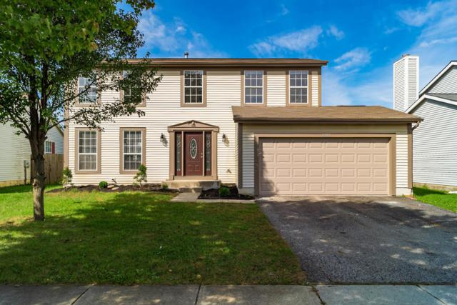 5222 Bonner Drive, Hilliard, OH 43026 (MLS #218039493) :: Keller Williams Excel