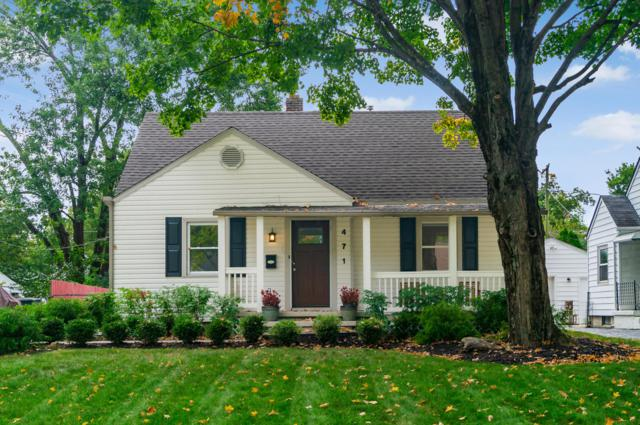 471 Blenheim Road, Columbus, OH 43214 (MLS #218039508) :: Susanne Casey & Associates