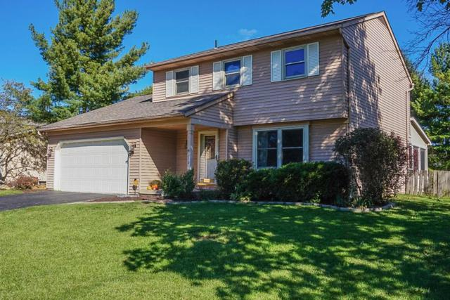 110 Spring Hollow Lane, Westerville, OH 43081 (MLS #218039573) :: Shannon Grimm & Partners
