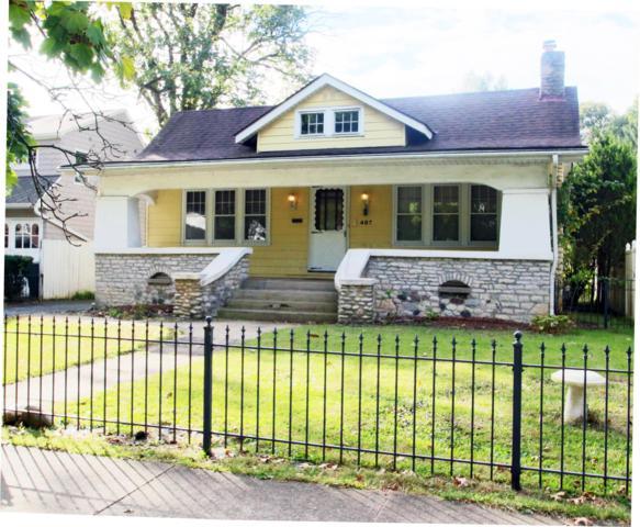 487 Oakland Park Avenue, Columbus, OH 43214 (MLS #218039579) :: Berkshire Hathaway HomeServices Crager Tobin Real Estate