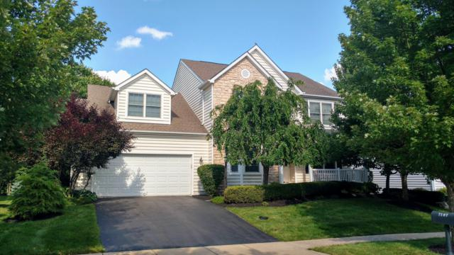 7187 Eventrail Drive, Powell, OH 43065 (MLS #218039584) :: Berkshire Hathaway HomeServices Crager Tobin Real Estate