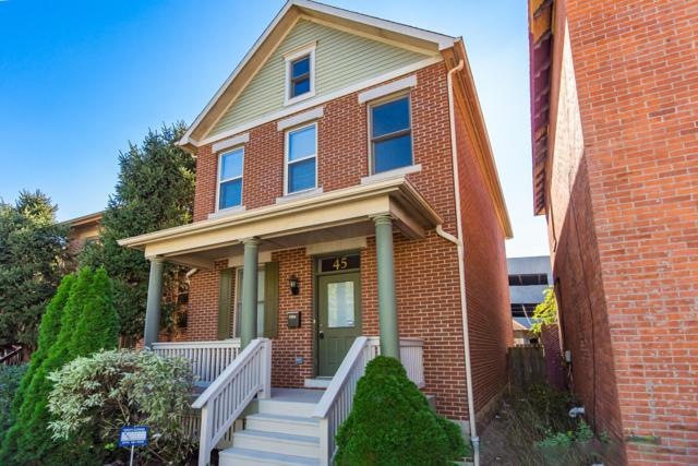 45 E Prescott Street, Columbus, OH 43215 (MLS #218040068) :: Berkshire Hathaway HomeServices Crager Tobin Real Estate