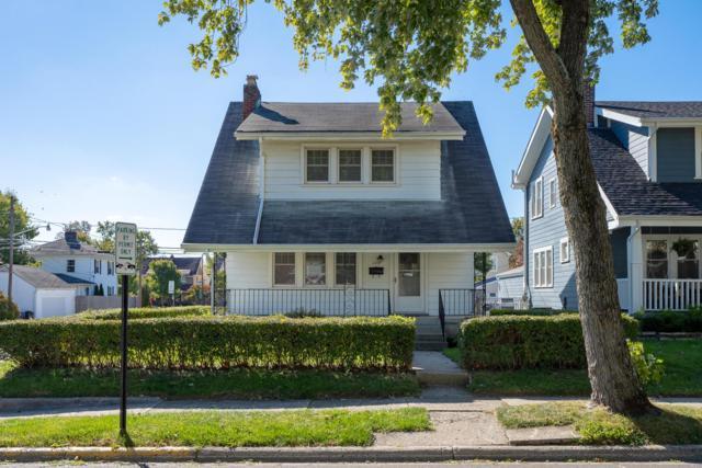1379 Haines Avenue, Columbus, OH 43212 (MLS #218040069) :: Susanne Casey & Associates