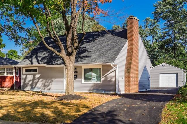 70 N Chesterfield Road, Columbus, OH 43209 (MLS #218040104) :: Berkshire Hathaway HomeServices Crager Tobin Real Estate