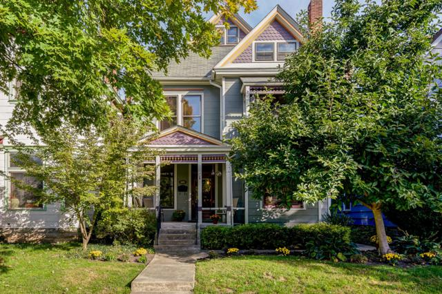 328 W 6th Avenue, Columbus, OH 43201 (MLS #218040272) :: Berkshire Hathaway HomeServices Crager Tobin Real Estate