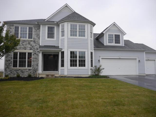 4897 Barbeau Lane, Hilliard, OH 43026 (MLS #218040307) :: Keller Williams Excel