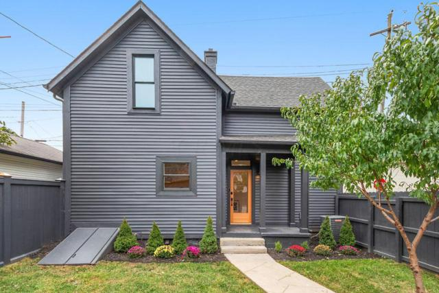1108 Blackberry Alley, Columbus, OH 43206 (MLS #218040365) :: Exp Realty