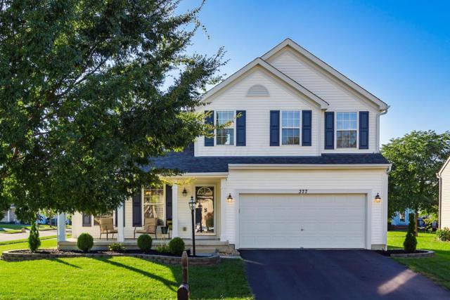 377 Rocky Springs Drive, Blacklick, OH 43004 (MLS #218040635) :: Exp Realty