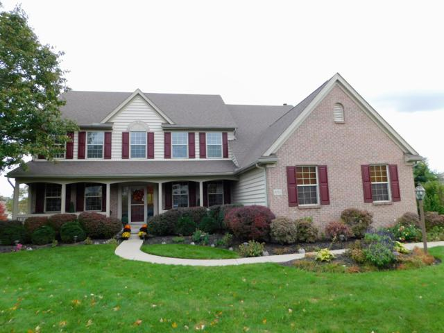 8952 White Oak Drive NW, Canal Winchester, OH 43110 (MLS #218040721) :: Exp Realty