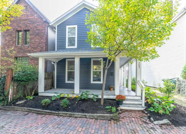 485 E Beck Street, Columbus, OH 43206 (MLS #218040810) :: Signature Real Estate