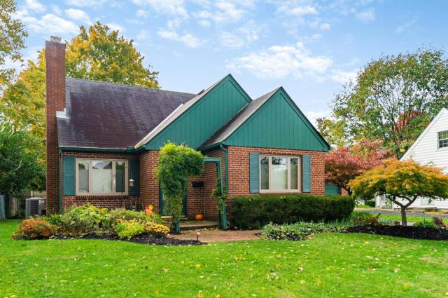 2007 Milden Road, Columbus, OH 43221 (MLS #218040877) :: Berkshire Hathaway HomeServices Crager Tobin Real Estate