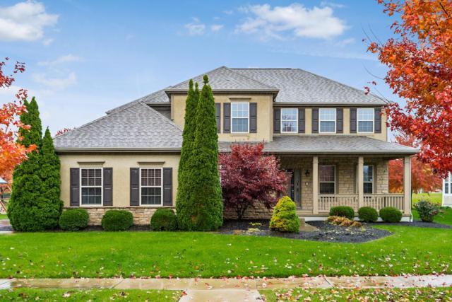 7660 Spring Garden Lane, Powell, OH 43065 (MLS #218040990) :: Exp Realty