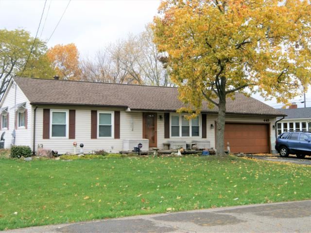 445 Catalpa Lane, Mount Gilead, OH 43338 (MLS #218041327) :: Brenner Property Group | KW Capital Partners
