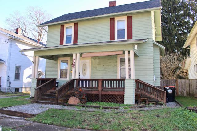 726 Maple Avenue, Newark, OH 43055 (MLS #218041560) :: Brenner Property Group | KW Capital Partners