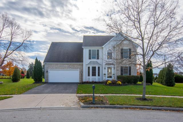 7568 Indian Creek Way, Powell, OH 43065 (MLS #218041576) :: Brenner Property Group | KW Capital Partners