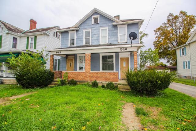 540 E Chestnut Street, Lancaster, OH 43130 (MLS #218041670) :: Berkshire Hathaway HomeServices Crager Tobin Real Estate