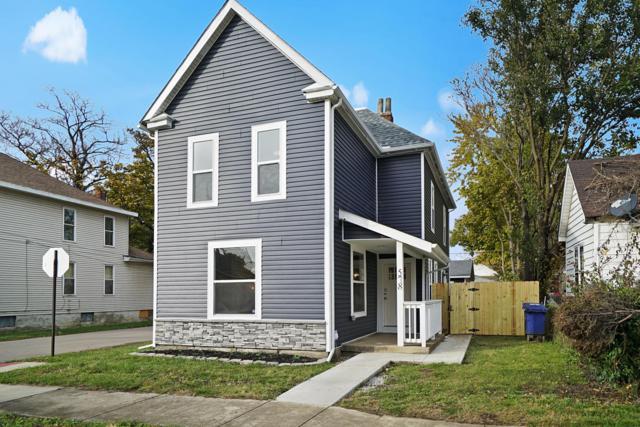 578 Stanley Avenue, Columbus, OH 43206 (MLS #218041684) :: Exp Realty