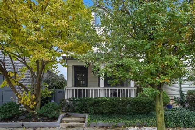 471 E Kossuth Street, Columbus, OH 43206 (MLS #218041709) :: Signature Real Estate